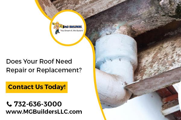 Roof Repair Woodbridge NJ