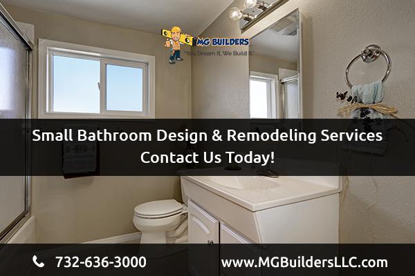 Small Bathroom Remodel Woodbridge