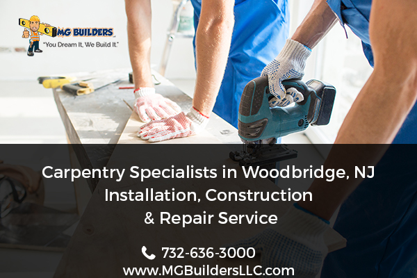 Carpentry Contractors Woodbridge