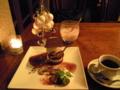 [大阪][food]Xマスでぃな~豪華フレンチコース♪