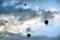 『京都新聞写真コンテスト 雲を掻き分けて』