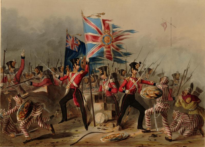アヘン戦争やアロー戦争って開戦理由がメチャクチャだよね 何で中国は英仏に怒らないの?
