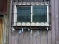 [高架下建築ツアー][美章園]ピンチ窓