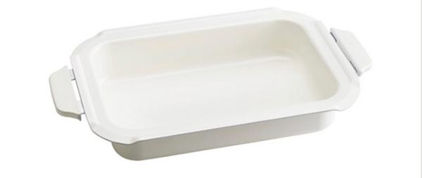 BRUNO(ブルーノ) コンパクトホットプレート用セラミックコート鍋
