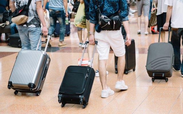アメックスの手荷物無料宅配サービス