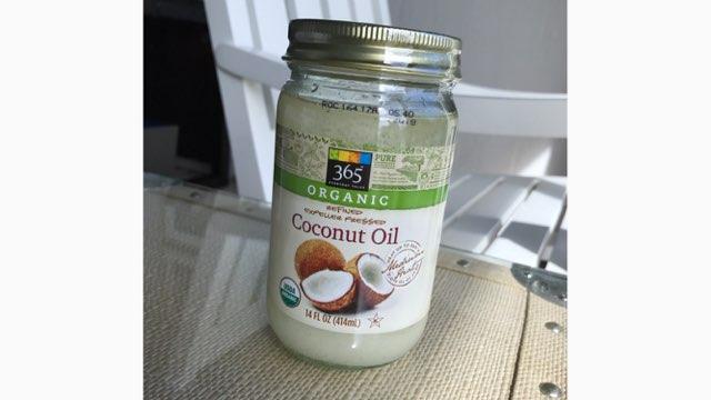 ホールフーズの365ココナッツオイル