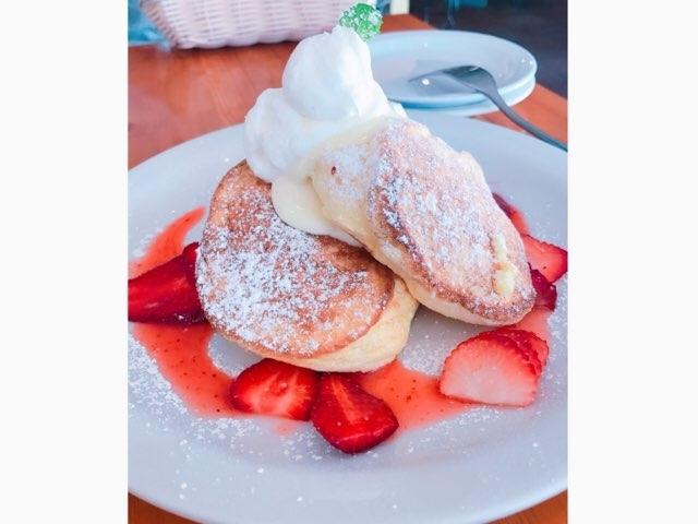 ハワイのアラモアナ周辺のクリームポット パンケーキ