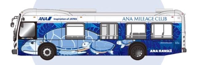 ANAエクスプレスバス(ブルー)