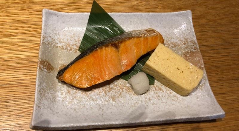 ザ・プリンス・ヴィラ軽井沢のセンターハウスの朝食 和食の渾身の一品