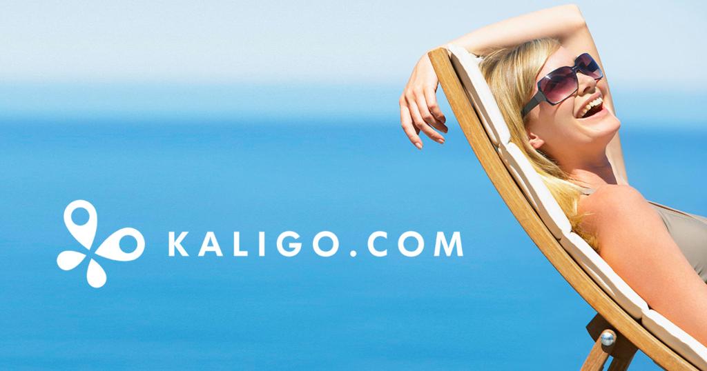 KALIGOの案内画像。