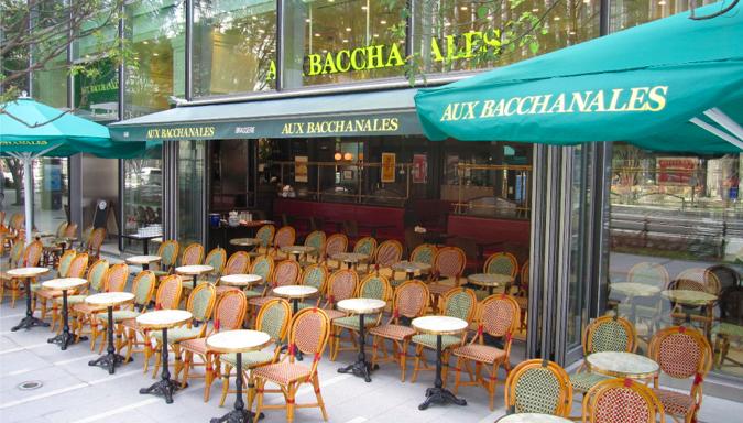 Caféエールフランス
