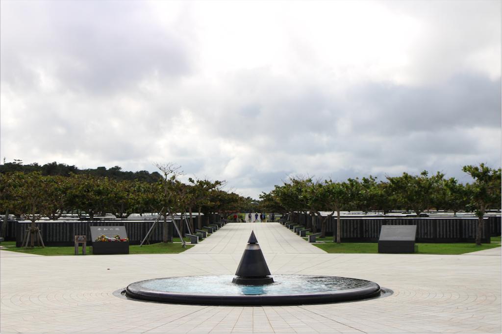 古希祝い 沖縄平和祈念公園 ひめゆりの塔 家族旅行 おすすめ