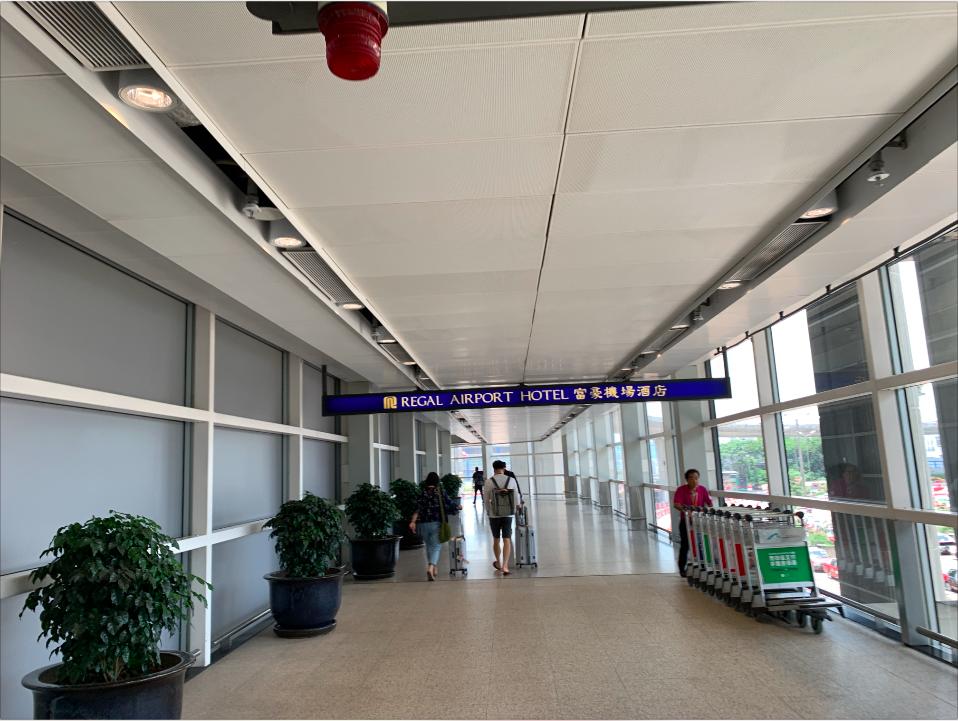 香港 エアポートエキスプレス 旺角(モンコック/Mong Kok) 初めて 乗り換え