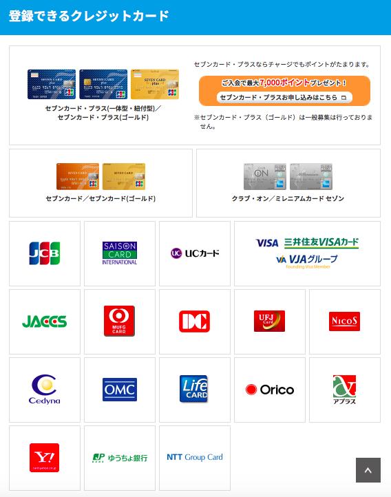 イオンカード、20%還元、祭り、nanacoチャージ、できない