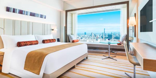 ザ・プリンスギャラリー 東京紀尾井町 ラグジュアリーコレクションホテル