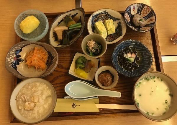 ルネッサンスリゾート オキナワの限定30食の和食朝食