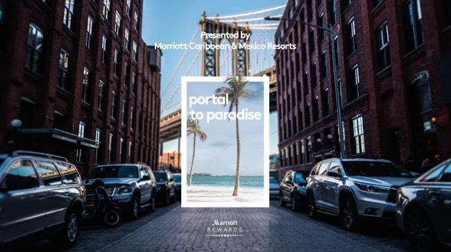 Marriott Portal to Paradiseアプリの紹介