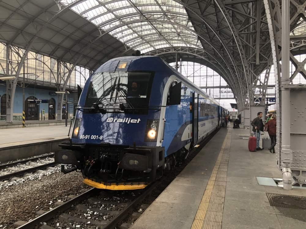 RailJet - レイルジェット