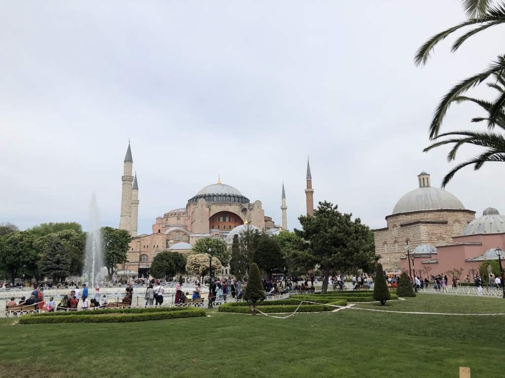 スルタンアフメト・モスク