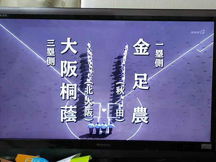 2018甲子園決勝