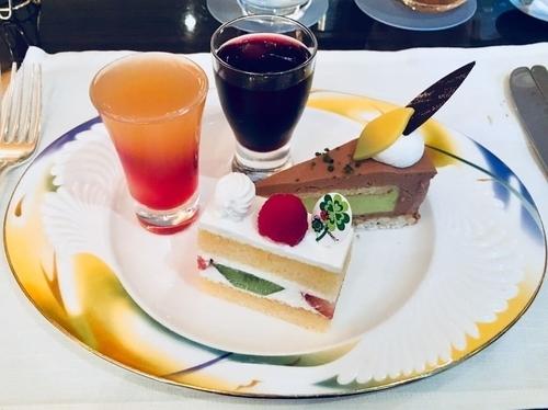 ウェスティン東京のデザートブッフェ