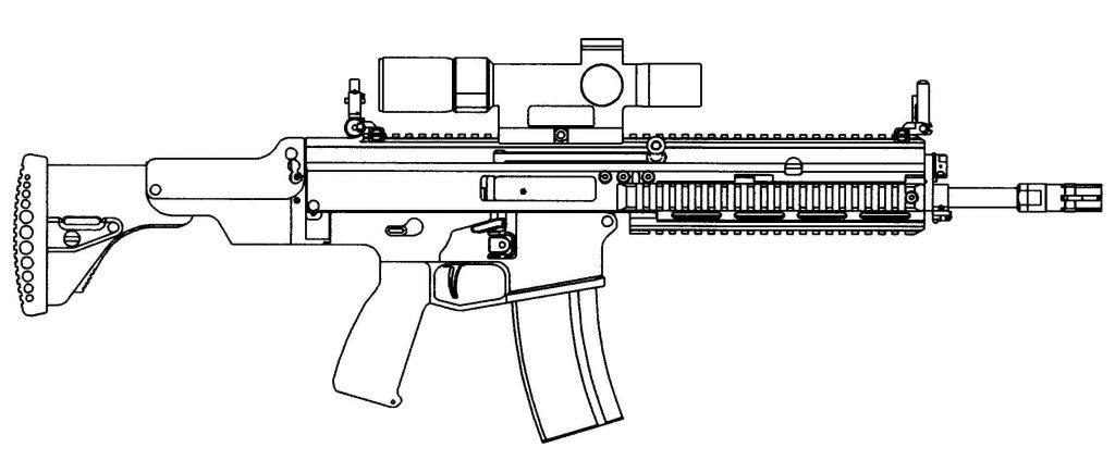 新 小銃 自衛隊