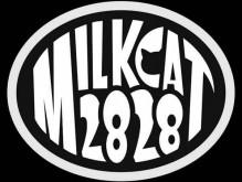 milkcat2828ロゴスステッカー01