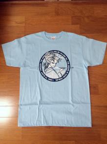 花魁Tシャツ試着01
