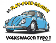 VW・ワーゲン・ビートル01