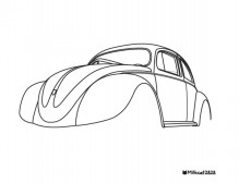 VW・ワーゲン・ビートル02