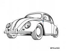 VW・ワーゲン・ビートル03
