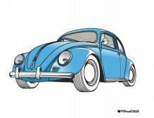 VW・ワーゲン・ビートル04