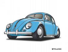 VW・ワーゲン・ビートル05