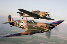 Spitfire_P7350