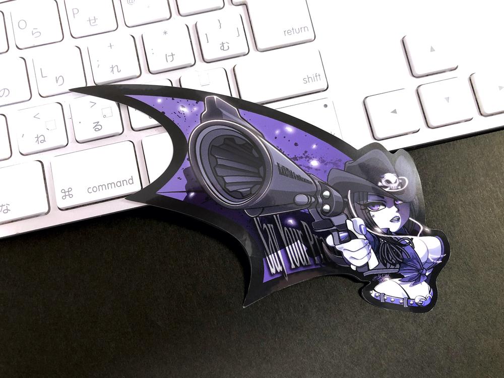 Blackstar(祈れ)大きさイメージ(Macと比較)