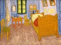 ゴッホ『アルルの寝室』1889オルセー3