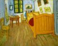 ゴッホ『アルルの寝室』1888