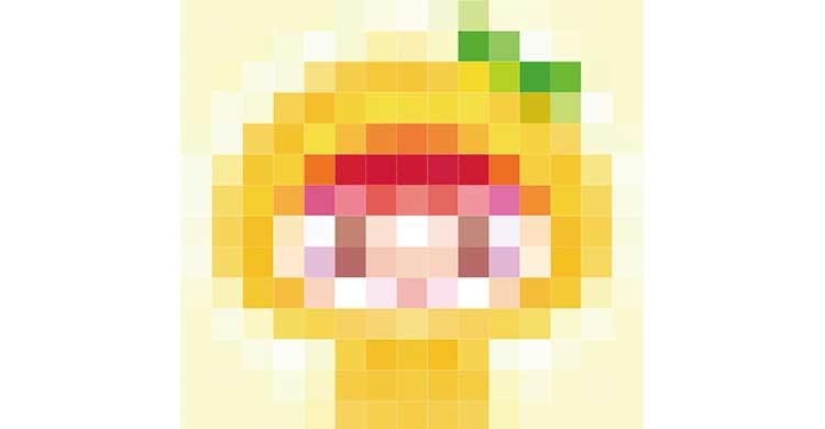 px(ピクセル)とはドット絵に似ている