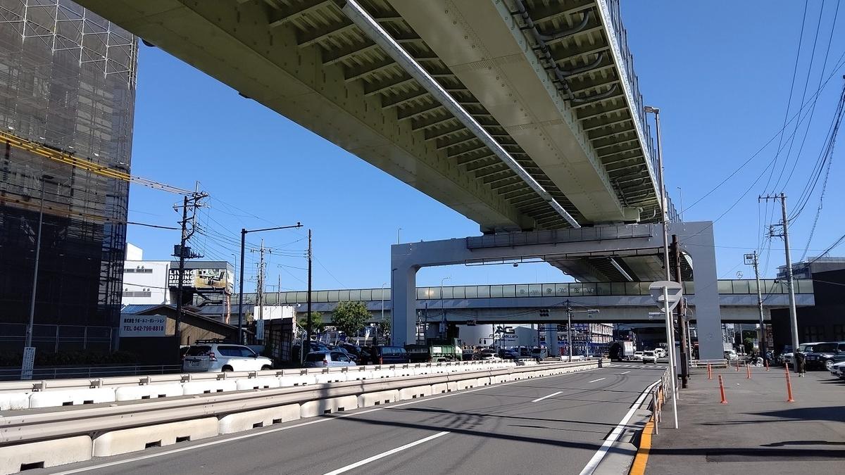 横浜町田IC 保土ヶ谷バイパス