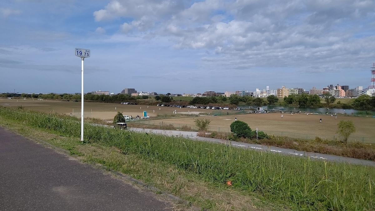 標識 江戸川 東京・埼玉・千葉 県境