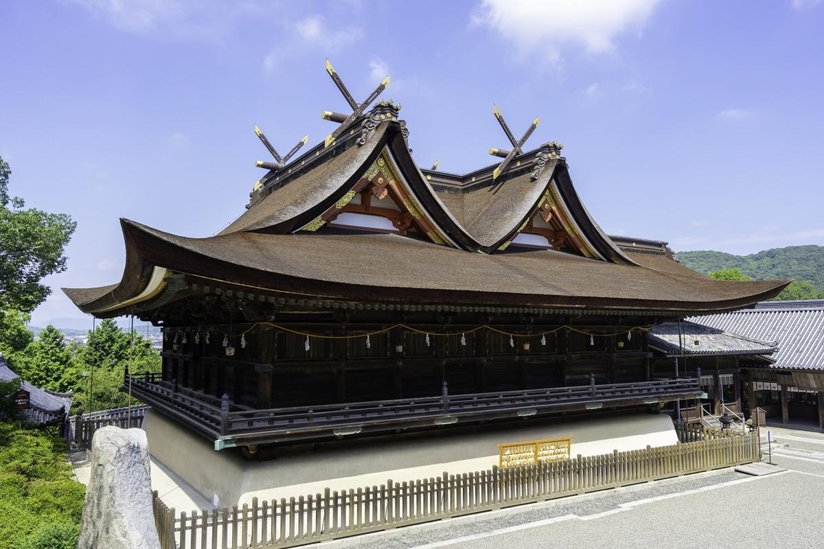 岡山県岡山市にある吉備津神社=写真:papa88/ PIXTA(ピクスタ)