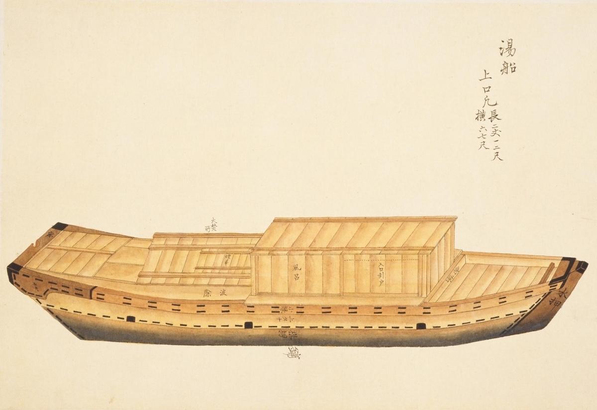 船艦」(1873年=国会図書館デジタルコレクション