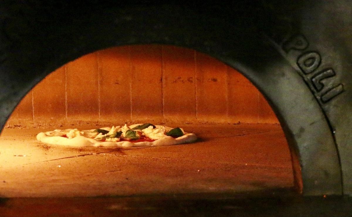 ピザ ピザ窯