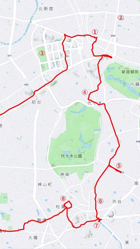 イルミネーション 新宿 歌舞伎町 代々木 表参道 渋谷
