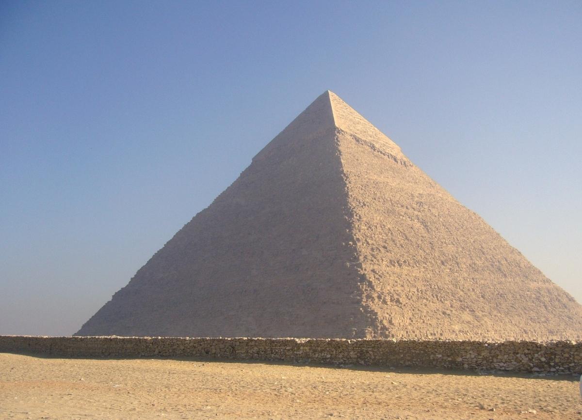 クラブワールドカップ エジプト ピラミッド