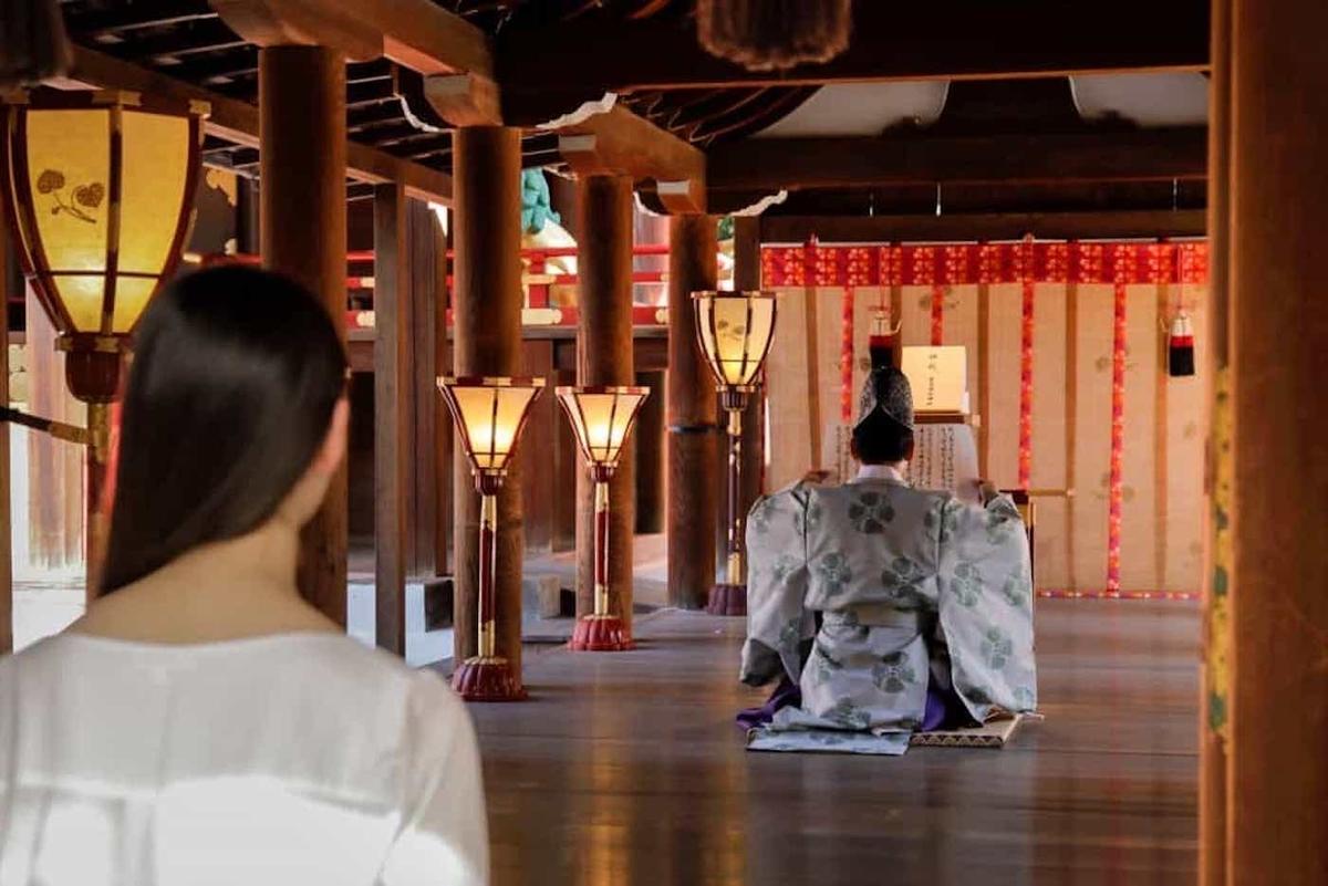 星野リゾート 星のや京都 下鴨神社 京の極み 事始め 祈祷