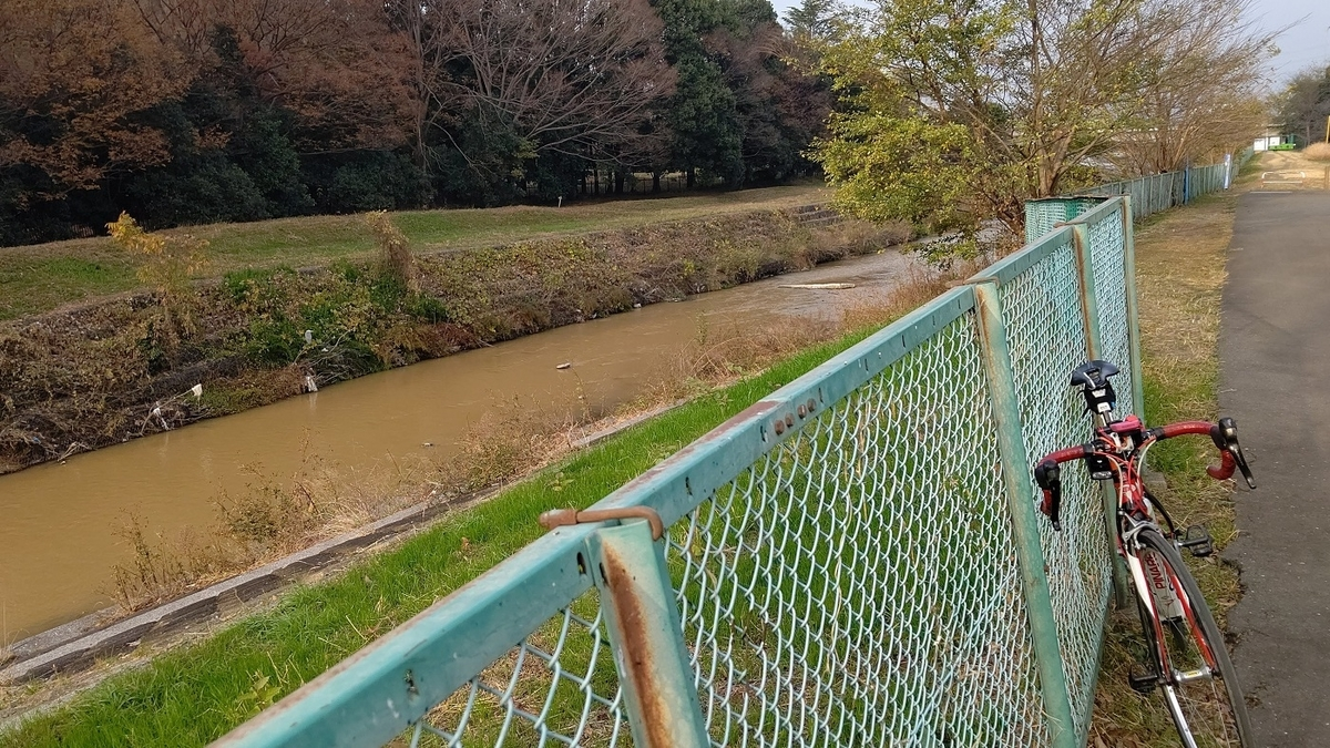清瀬水再生センター 柳瀬川 下流 新河岸川 荒川