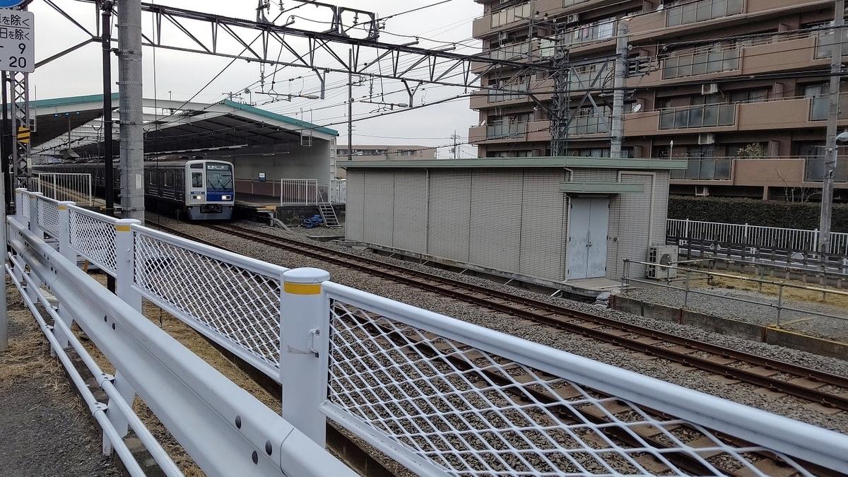 西武池袋線 秋津駅 東村山市