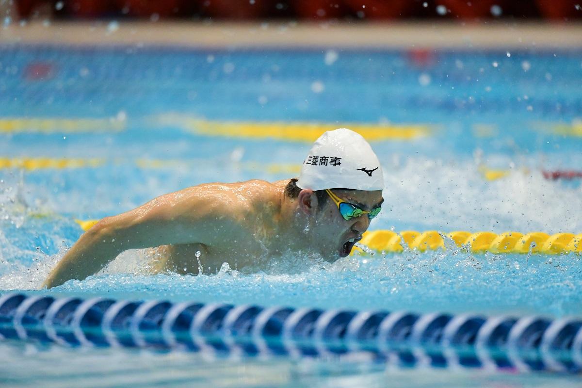 パラ水泳,水泳,パラリンピック,日本選手権,東海林大,メドレー