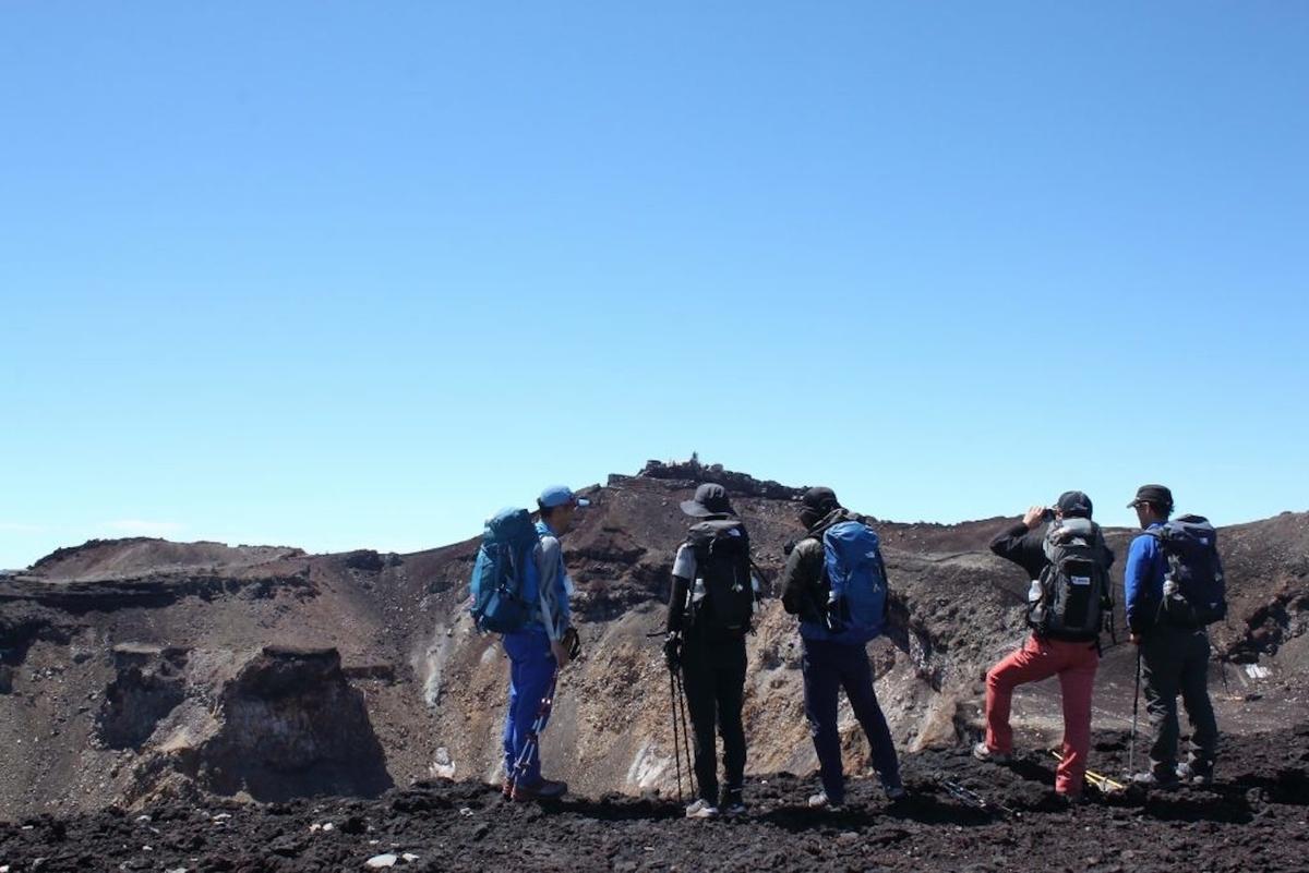 星野リゾート 星のや富士 富士山 富士登山